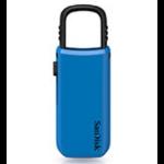 Sandisk Cruzer U USB flash drive 16 GB USB Type-A 2.0 Blue