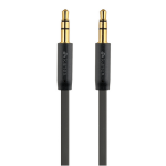 Kanex 1.8m 3.5mm m/m 1.8m 3.5mm 3.5mm Black audio cable