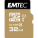 Emtec microSDHC 32GB Class10 Speedin 32GB MicroSDHC Class 10 memory card