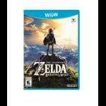Nintendo The Legend of Zelda: Breath of the Wild Basic Wii U video game