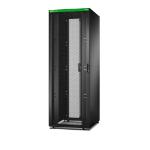 APC ER8802 rack cabinet 48U Freestanding rack Black