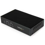 StarTech.com Gigabit Ethernet Over Coaxial LAN Extender Receiver - 2.4 km