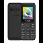 "Alcatel 1066 Black 4.57 cm (1.8"") 63 g Feature phone"