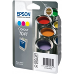 Epson C13T04104010 (T041) Ink cartridge color, 300 pages, 37ml