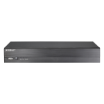 Hanwha HRD-440 digital video recorder (DVR) Black