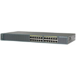 Cisco Catalyst 2960-24-S Managed L2 Fast Ethernet (10/100) 1U Grey