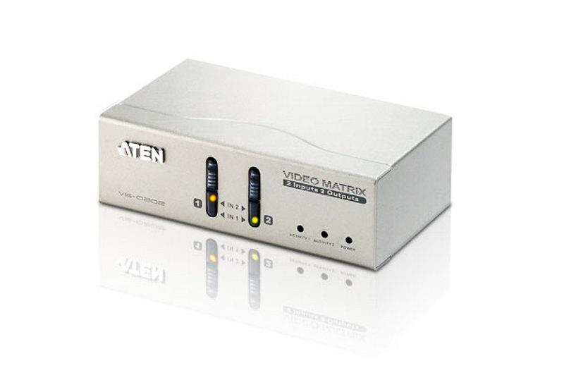 Aten VS0202 VGA video switch