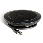 Jabra Speak 410 UC speakerphone Universal USB 2.0 Black