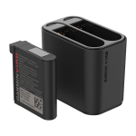 Garmin 010-12389-02 Indoor battery charger Black battery charger