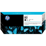 HP C4820A (80) Printhead black, 2.5K pages, 17ml