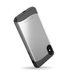 "TheSnugg B074TH9VN3 5.8"" Skin case Black, Grey mobile phone case"