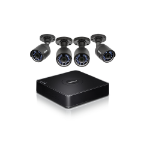 Trendnet TV-DVR104K Wired 4channels video surveillance kit