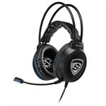 Sharkoon Skiller SGH1 3.5 mm Binaural Head-band Black headset