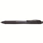 Pentel BL110-A Retractable gel pen Black