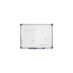 QUARTET WHITEBOARD S/LINE MELAMINE 1200X900MM
