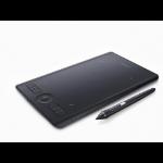 "Wacom Intuos Pro (S) graphic tablet Black 5080 lpi 6.3 x 3.94"" (160 x 100 mm) USB/Bluetooth"