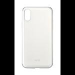 "Moshi iGlaze mobile phone case 14.7 cm (5.8"") Skin case White"
