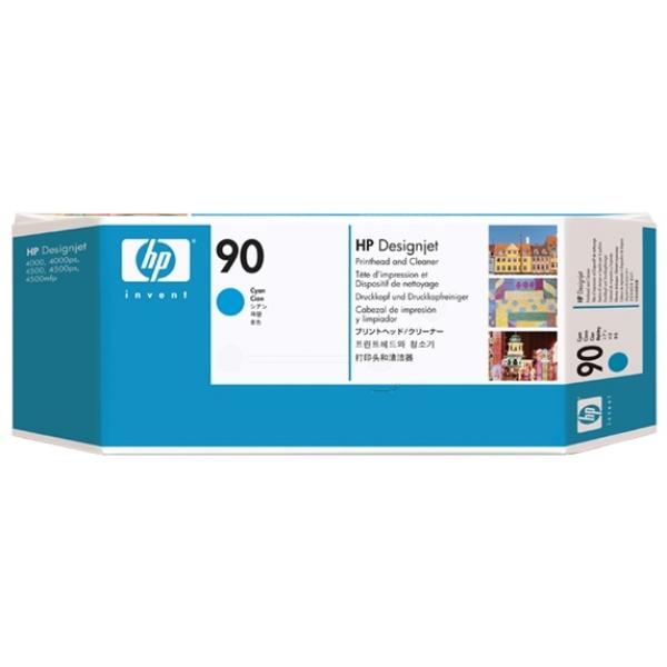 HP C5055A (90) Printhead cyan, 400ml