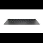 HP L23241-B31 notebook spare part Housing base + keyboard