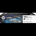 HP 981X Origineel Zwart