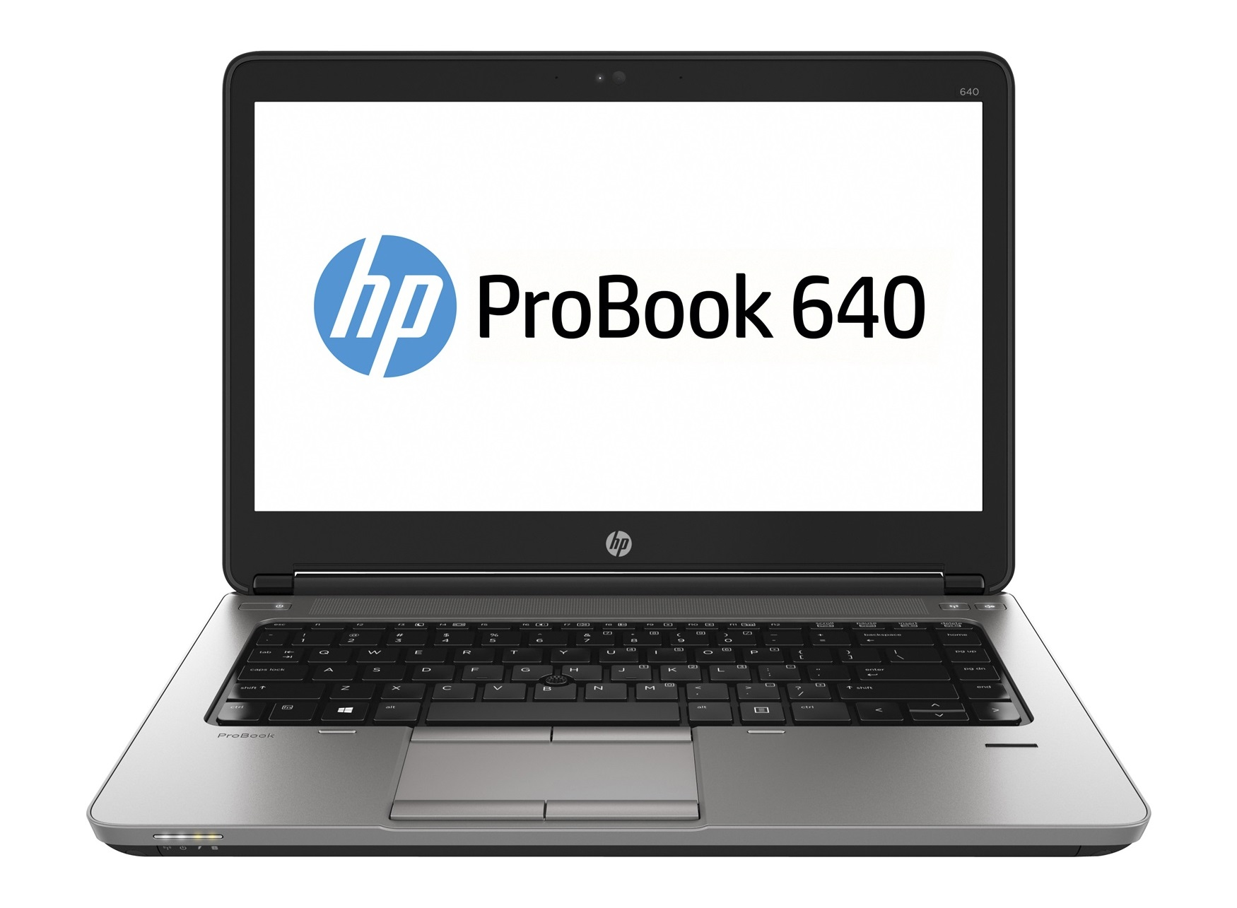 "HP ProBook 640 G1 2.6GHz i5-4210M 14"" 1600 x 900pixels 3G Black,Silver Notebook"