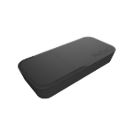 Mikrotik wAP WLAN access point Power over Ethernet (PoE) Black