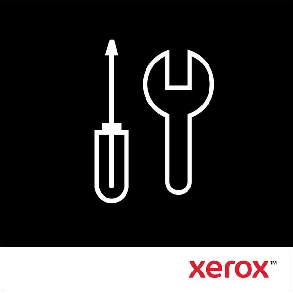 Xerox Ampliación de la asistencia a domicilio por 2 años (3 años en total si se combina con la garantía normal de un año) contratable durante los noventa días siguientes a la compra.