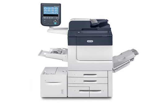 Xerox PrimeLink C9070 Printer A3 70/75 ppm Duplex Copy/Print/Scan PCL6 One Pass DADF 5 Trays Total 3260 sheets (Mandatory 1 & 2 OHCF only)