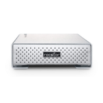 Rocstor Rocpro 900c external hard drive 4000 GB Silver