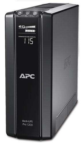 APC BR1200G-FR sistema de alimentación ininterrumpida (UPS) 1200 VA 720 W