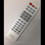 Benq 5J.J7N06.001 Press buttons White Remote Control