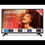 """Cello C3220G TV 81.3 cm (32"""") HD Smart TV Black"""