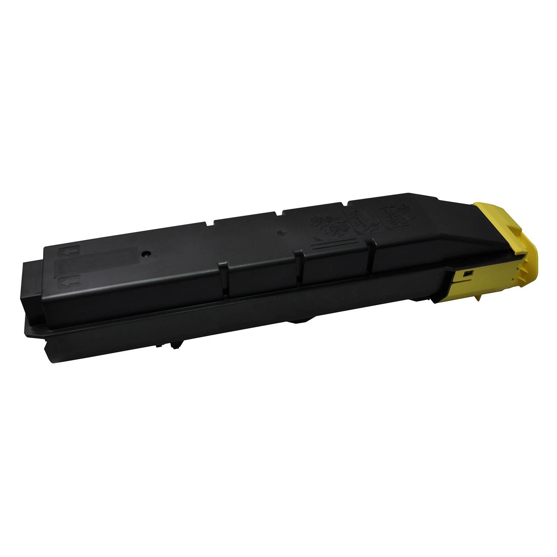 V7 Toner for selected Kyocera printers - Replacement for OEM cartridge part number TK-8305Y