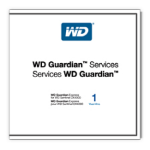 Western Digital Guardian Express, 1Y