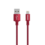 "Kanex K157-1216-RD9F Lightning cable 118.1"" (3 m) Red"