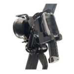 Zebra MNT-TC8X-FMKT8-01 handheld device accessory Black