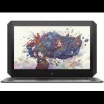 "HP ZBook x2 G4 Silver Mobile workstation 35.6 cm (14"") 3840 x 2160 pixels Touchscreen 8th gen Intel® Core™ i7 i7-8550U 8 GB DDR4-SDRAM 256 GB SSD"