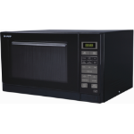 Sharp R-372KM Countertop 25 L 900 W Black