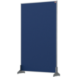 Nobo 1915508 magnetic board Blue