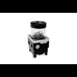 EK Water Blocks 3831109819630 computer cooling component Pump-reservoir combo Black, Transparent