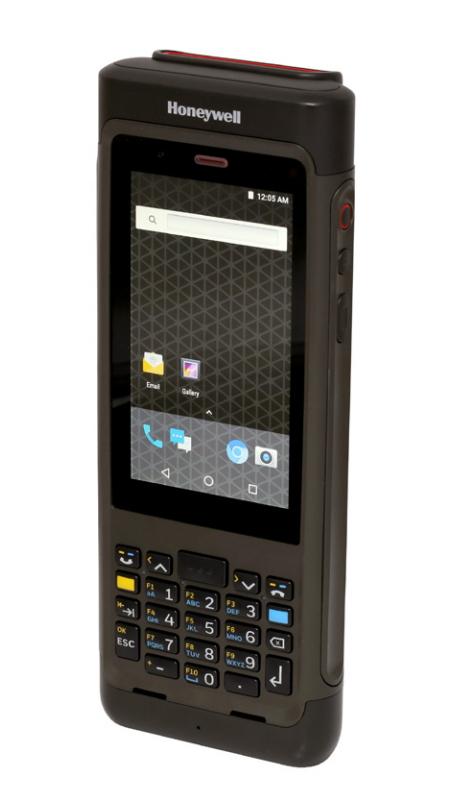 "Honeywell Dolphin CN80 ordenador móvil industrial 10,7 cm (4.2"") 854 x 480 Pixeles Pantalla táctil 550 g Negro"