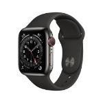 Apple Watch Series 6 OLED 40 mm Graphite 4G GPS