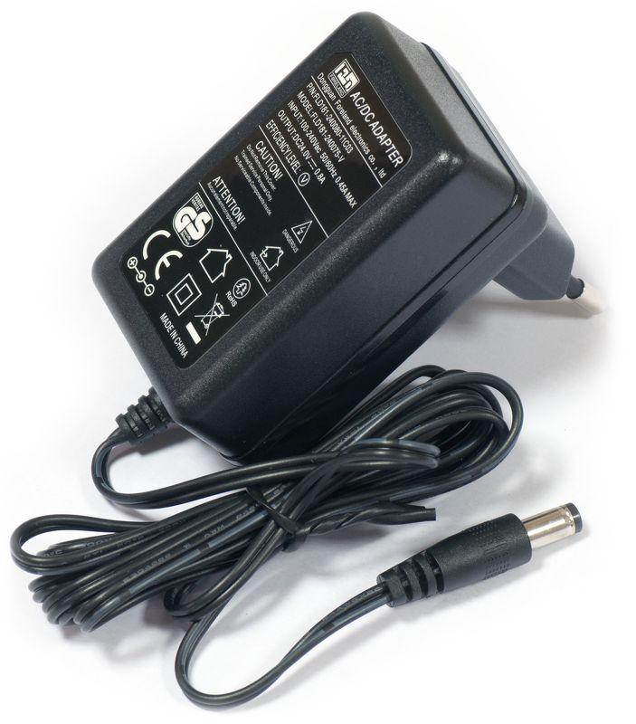 Mikrotik 18POW Indoor Black power adapter/inverter
