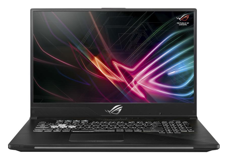 ASUS ROG Strix GL704GM-EV001T Black Notebook 43.9 cm (17.3