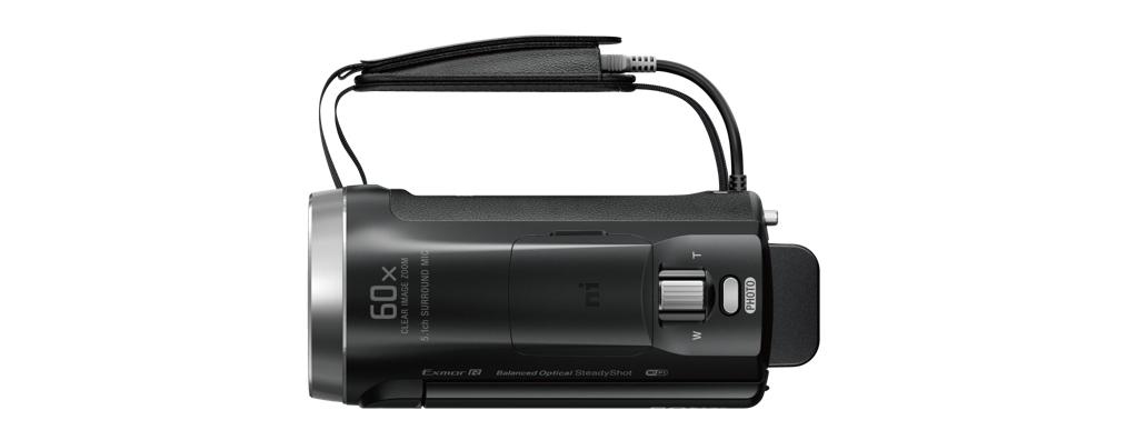 Sony HDR-CX625B Handheld camcorder 2.29MP CMOS Full HD ...