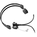 Plantronics MS50 Monaural Head-band Black headset