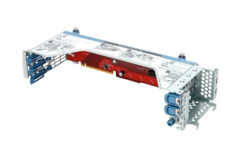 Hewlett Packard Enterprise DL38X Gen10 4p Slim SAS 2nd Riser slot expander