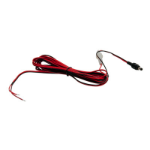 "Digi 76000821 power cable Black/Red 157.5"" (4 m)"