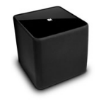 KEF Kube-2 Passive subwoofer 200W Black