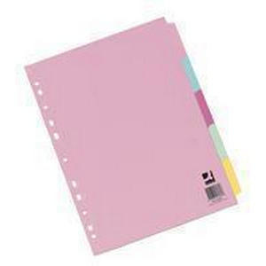Q-CONNECT KF01515 divider Pink 1 pc(s)